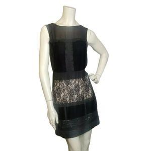 Jessica Simpson Little Black Cocktail Dress 6